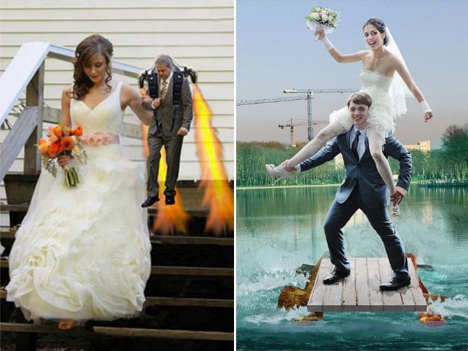 20 ძალიან ცუდი საქორწინო ფოტო, რომელიც დაოჯახებას გადაგაფიქრებინებთ