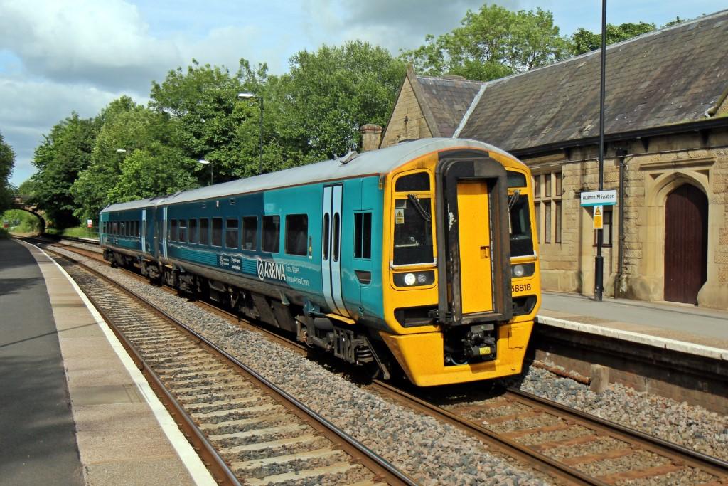 გაერთიანებულ სამეფოში მზის ბატარეებზე მომუშავე მატარებელი იმოძრავებს